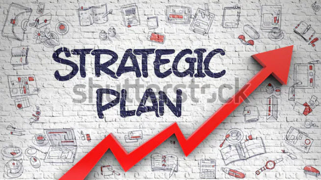 Strategic planning for your New Year Resolutions